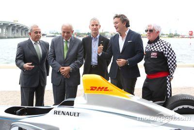 Miami ePrix press conference