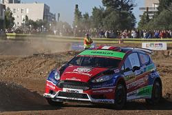 Nicolas Fuchs ve Fernando Mussano, Ford Fiesta R5