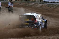 Mikko Hirvonen ve Jarmo Lehtinen, M-Sport Ford Fiesta WRC