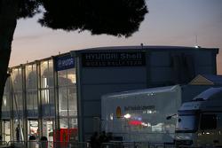 Área de equipo Hyundai