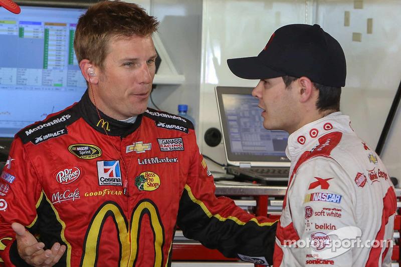 Jamie McMurray e Kyle Larson