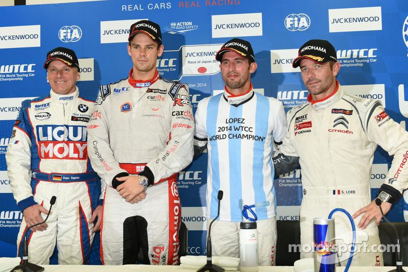 Franz Engstler, BMW 320 TC, Liqui Moly Team Engstler, Tom Chilton, Chevrolet RML Cruze TC1, ROAL Mot
