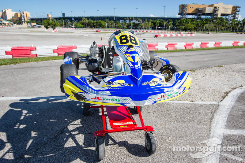 Motorsport.com kart