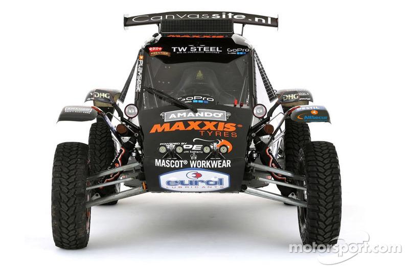 Maxxis Dakar Team buggy