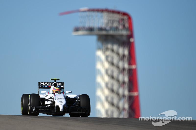 Felipe Nasr, Wiliams F1 Team test driver