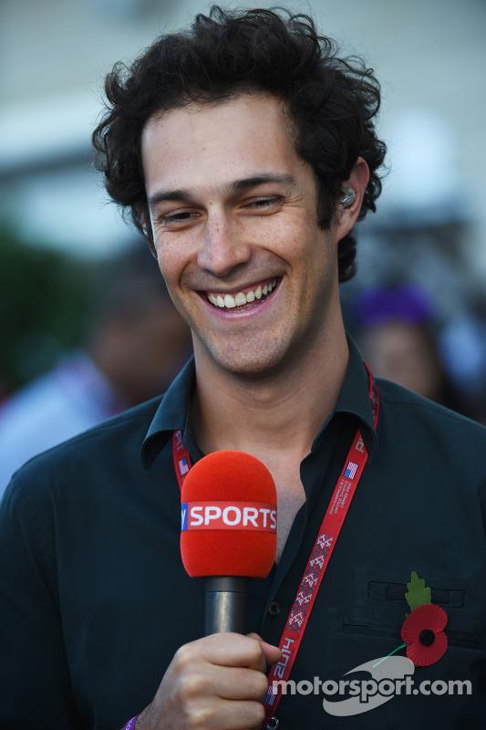 Bruno Senna, Sky Sports