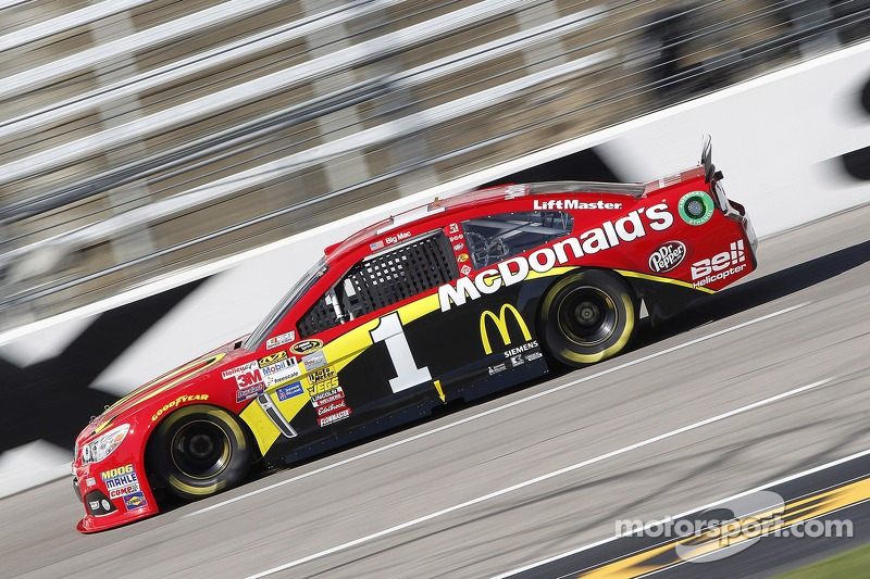 Jamie McMurray, Ganassi Racing Chevrolet