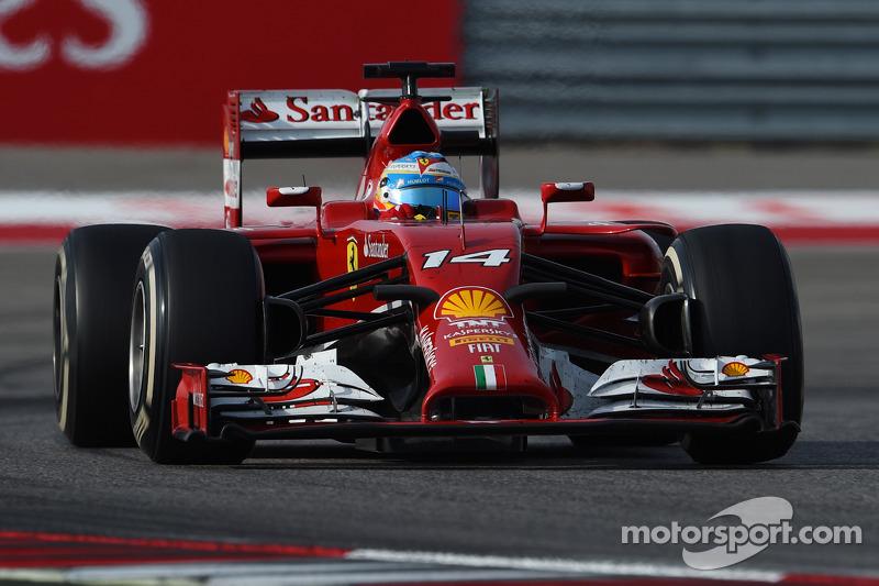 2014: Ferrari F14-T