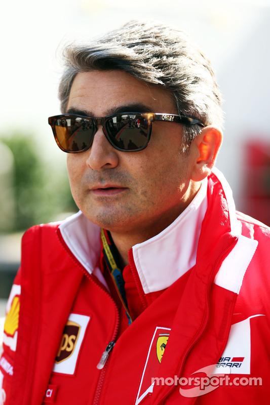 Marco Mattiacci, director Ferrari F1 team