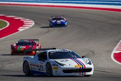 #23 Fort Lauderdale Ferrari Ferrari 458: Carlos Conde