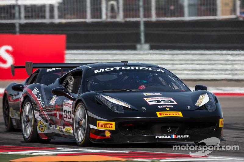 #99 Ferrari of Ontario Ferrari 458: Barry Zekelman