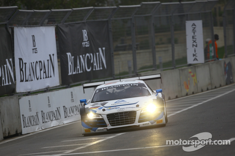 #5 Phoenix Racing 奥迪 R8 LMS Ultra: 马克·巴桑, 亚历山德罗·拉蒂夫