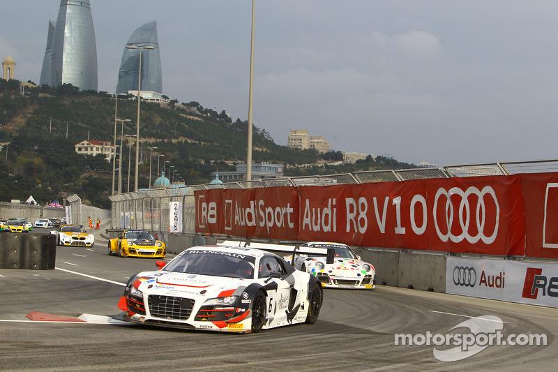 #6 Phoenix Racing 奥迪 R8 LMS Ultra: 尼基·迈尔-梅尔尼霍夫, 马库斯·温克霍克