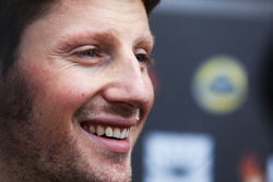 Romaen Grosjean, Lotus F1 Team