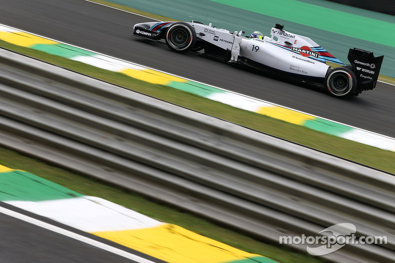 Felipe Massa, Williams F1 Takımı  07