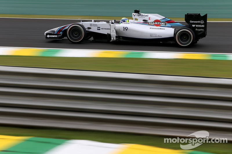 Felipe Massa, Williams F1 Team  07