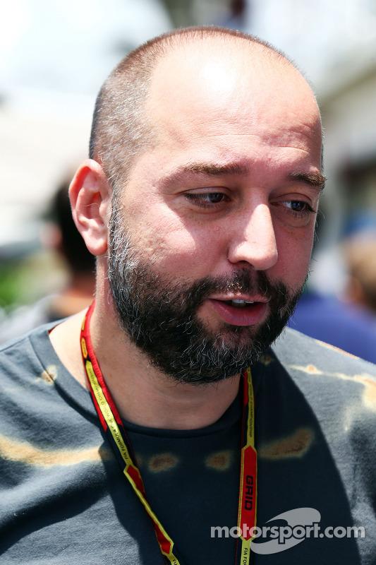 Gerard Larrousse