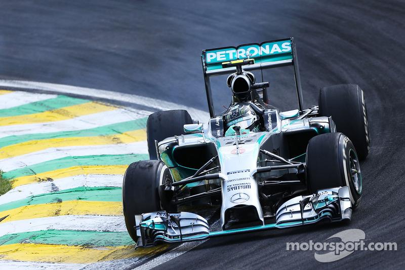 2014: Nico Rosberg (Mercedes F1 W05 Hybrid)
