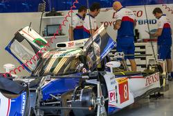 #8 丰田车队 丰田 TS 040 - Hybrid: 安东尼·戴维森, 塞巴斯蒂安·布耶米