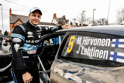 Mikko Hirvonen, M-Sport Ford