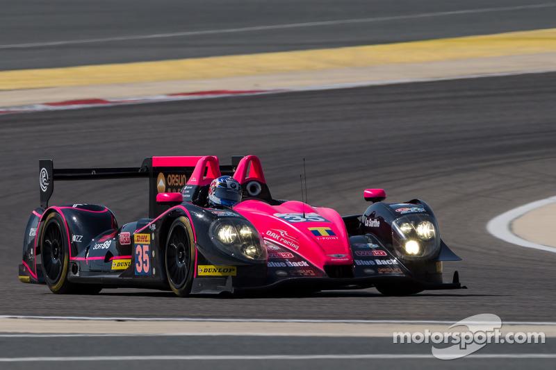 #35 OAK Racing 摩根 - Judd: 马克·帕特森, 井原庆子, 程飞