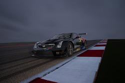 The new Cadillac ATS-V R GT3 Spec Race Car