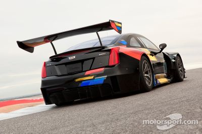 Cadillac GT3 ATS-VR