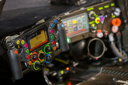 Cockpit do #14 Porsche Team Porsche 919 Hybrid