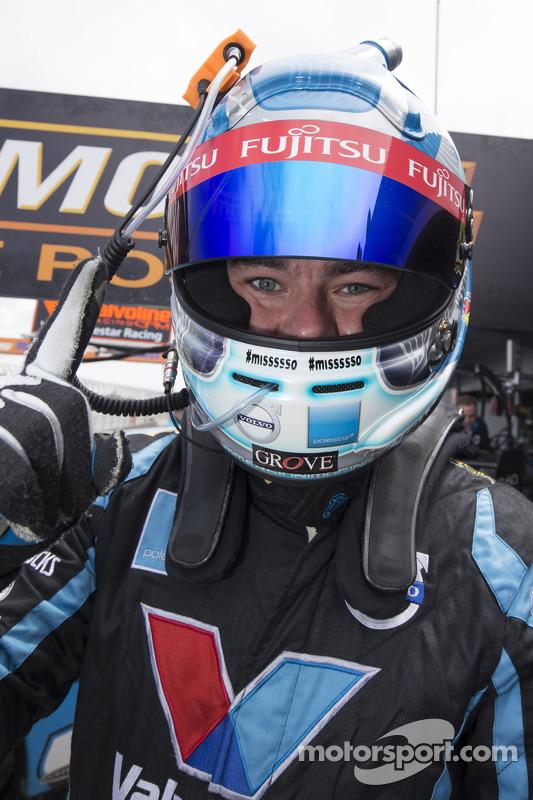 Vencedor da corrida Scott McLaughlin, Polestar Racing Volvo S60
