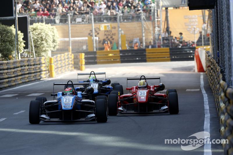 Wing Chung Chang, Team West-Tec F3 Dallara F312 Mercedes-HWA, Dan Wells, Toda Racing Dallara F312 To