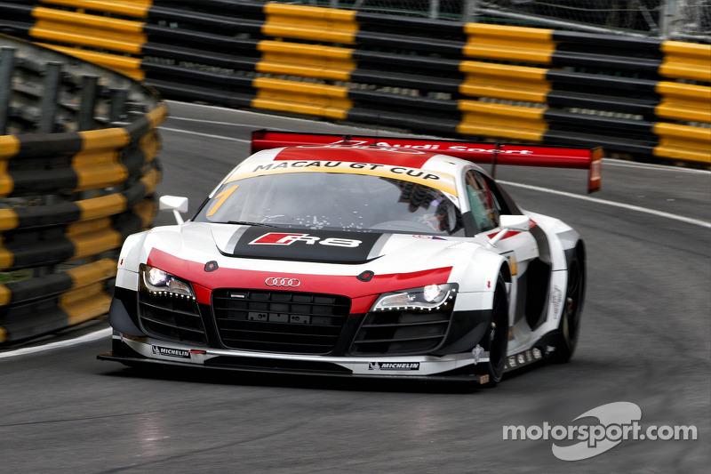 #1 奥迪Experience车队R8 GT3 ultra: 爱德华多·莫塔拉