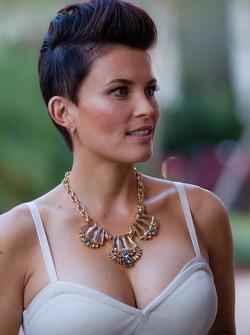 Bronte Tagliani, femme d'Alex Tagliani