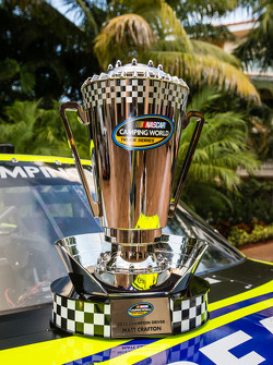 NASCAR Camping World Truck Series - Trophée de champion