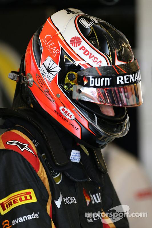 Esteban Ocon, Lotus F1 Takımı