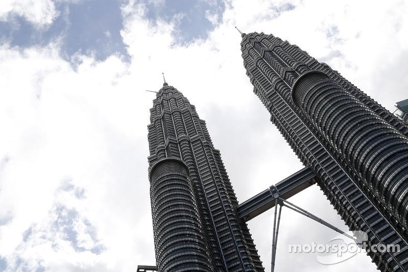 Le torri Petronas
