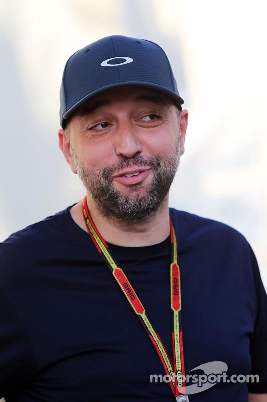 Gerard Lopez, Lotus F, director del equipo