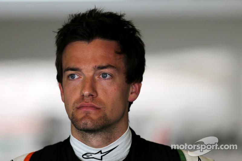 乔利恩·帕尔默,印度力量F1车队