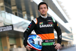 Jolyon Palmer, Sahara Force India F1 Team Test Driver