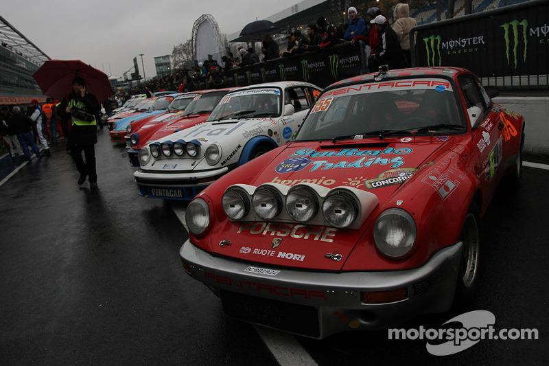 Lucio Da Zanche y Egle Vezzoli, Porsche 911 RSR