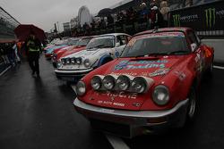 Lucio Da Zanche ve Egle Vezzoli, Porsche 911 RSR