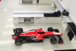 Активы Marussia выставлены на аукцион, Особое мероприятие.