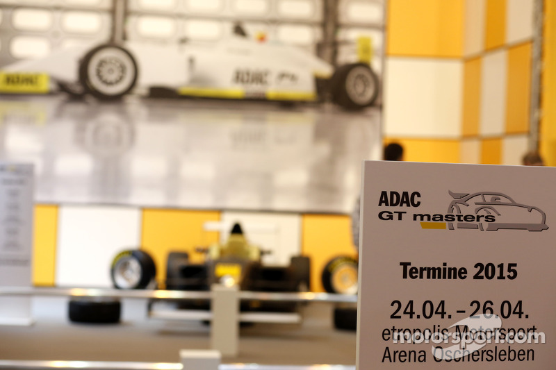 ADAC GT Masters display