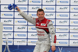 Podium: third place Tom Kristensen