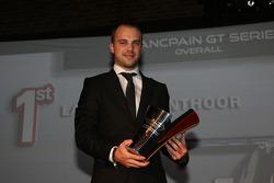 Blancpain GT Series Campione Piloti Laurens Vanthoor