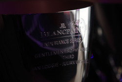 Detalle del trofeo