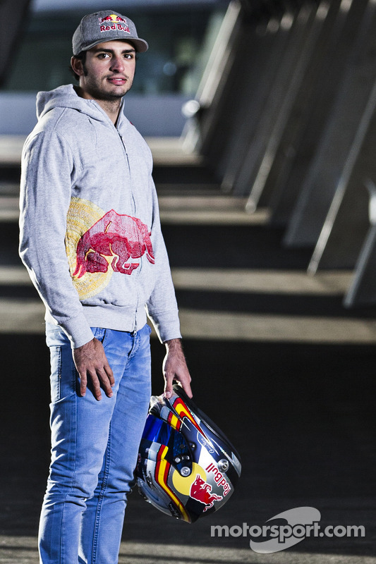 Carlos Sainz Jr., Toro Rosso