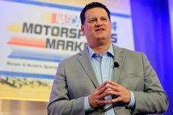 Steve O'Donnell, capo ufficio sviluppo gara NASCAR
