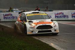 Lorenzo Bontempelli ve Florean Fulvio, Ford Fiesta R5