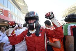Massimiliano Bianchi ottiene la vittoria nella Coppa Shell World Final
