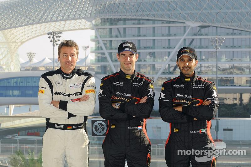 Khaled Al Qubaisi, Jeroen Bleekemolen, Bernd Schneider
